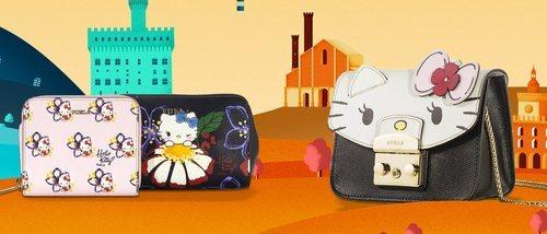 Furla lanza una colección cápsula muy especial dedicada a Hello Kitty