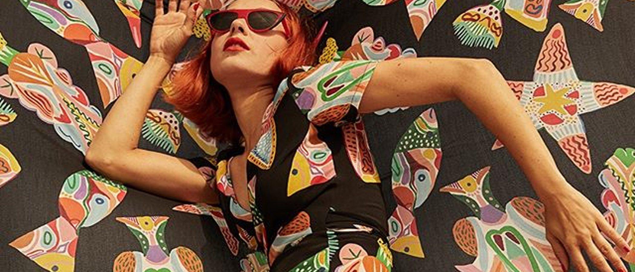 Miranda Makaroff colabora con Desigual en una colección cápsula muy original