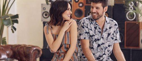 Springfield presenta el lookbook primavera/verano 2018 de Macarena García y Pablo López