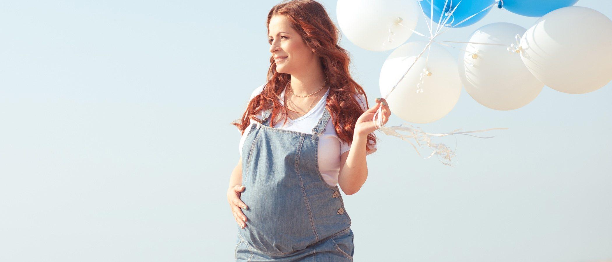 Cómo vestirse si estás embarazada en verano
