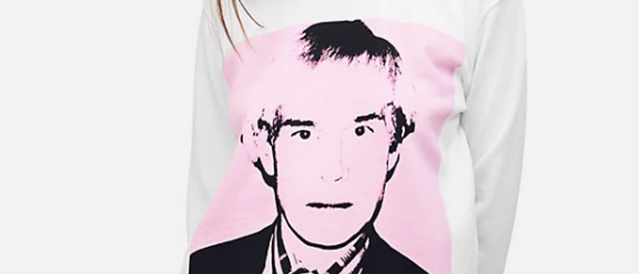 Andy Warhol, protagonista de la nueva colección de Calvin Klein Jeans