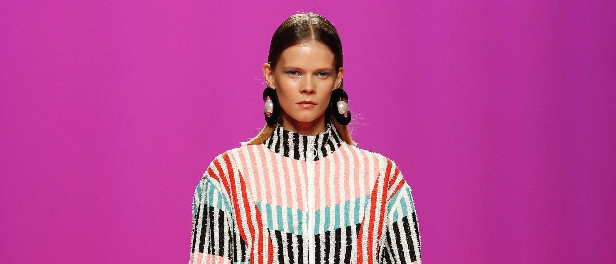 María Escoté, genio y originalidad en la Madrid Fashion Week primavera/verano 2019