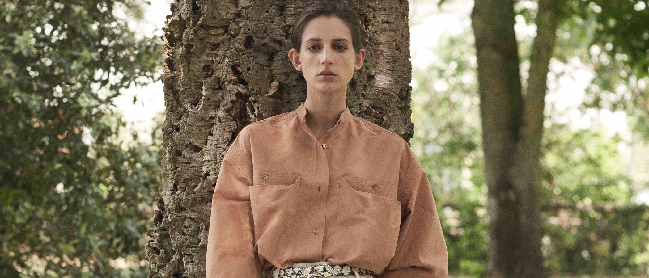 Salvatore Ferragamo se reinventa en la colección primavera/verano 2019