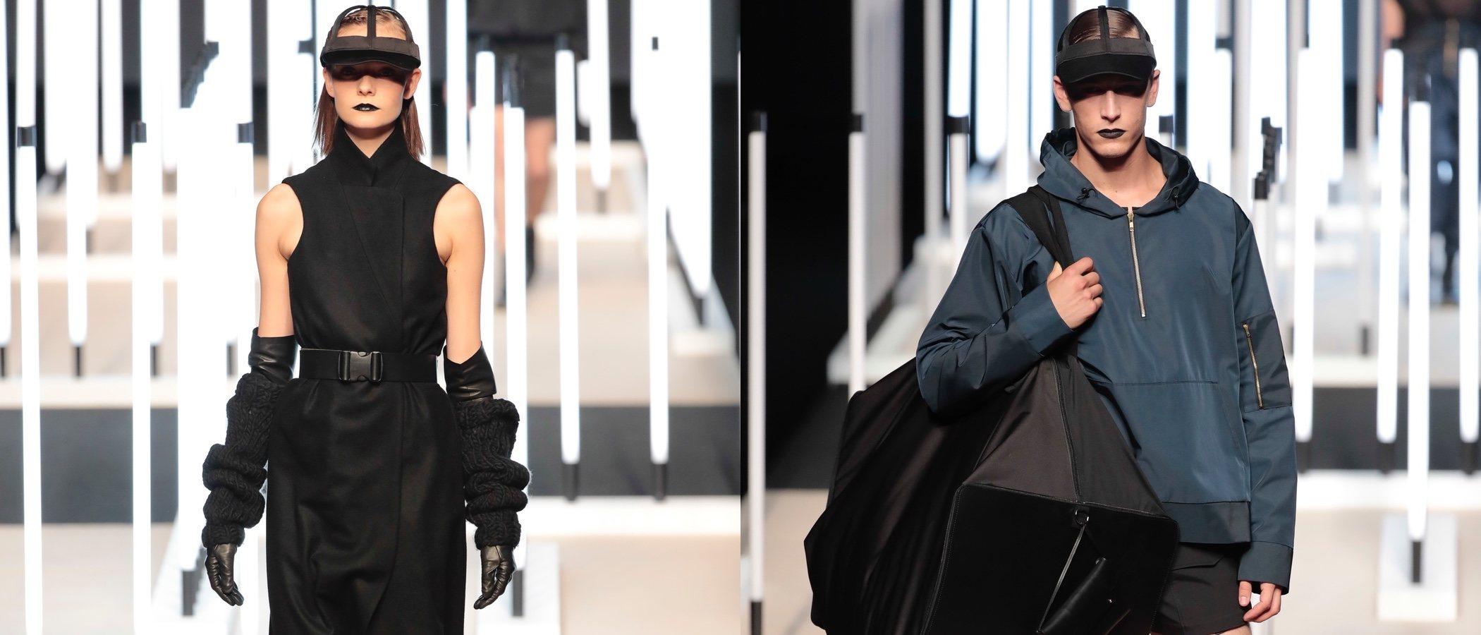 Juanjo Oliva sube el reciclaje a la Madrid Fashion Week con su primavera/verano 2019