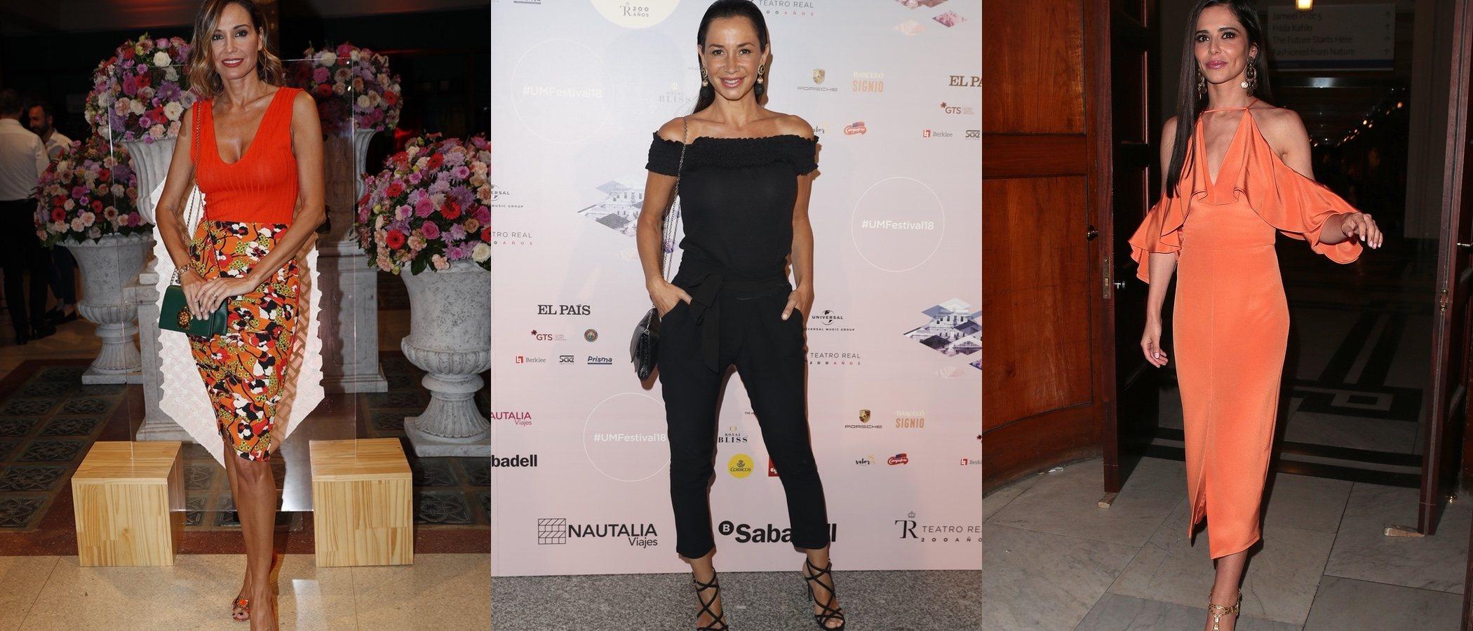 Ana Boyer, Cecilia Gómez y Pastora soler entre las mejor vestidas de la semana