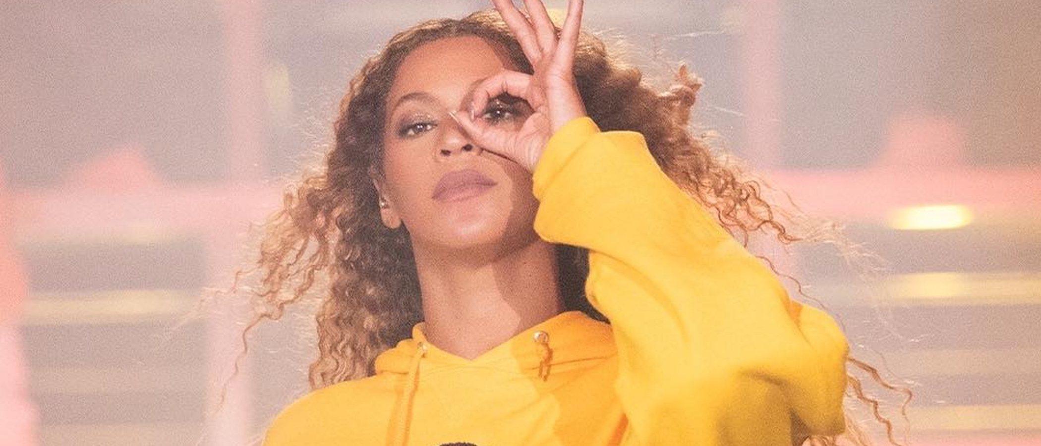 Beyoncé y Balmain se unen para dar vida a una nueva colección
