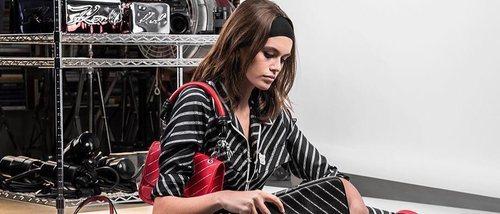 Kaia Gerber, nueva musa para el otoño 2018 de Karl Lagerfeld