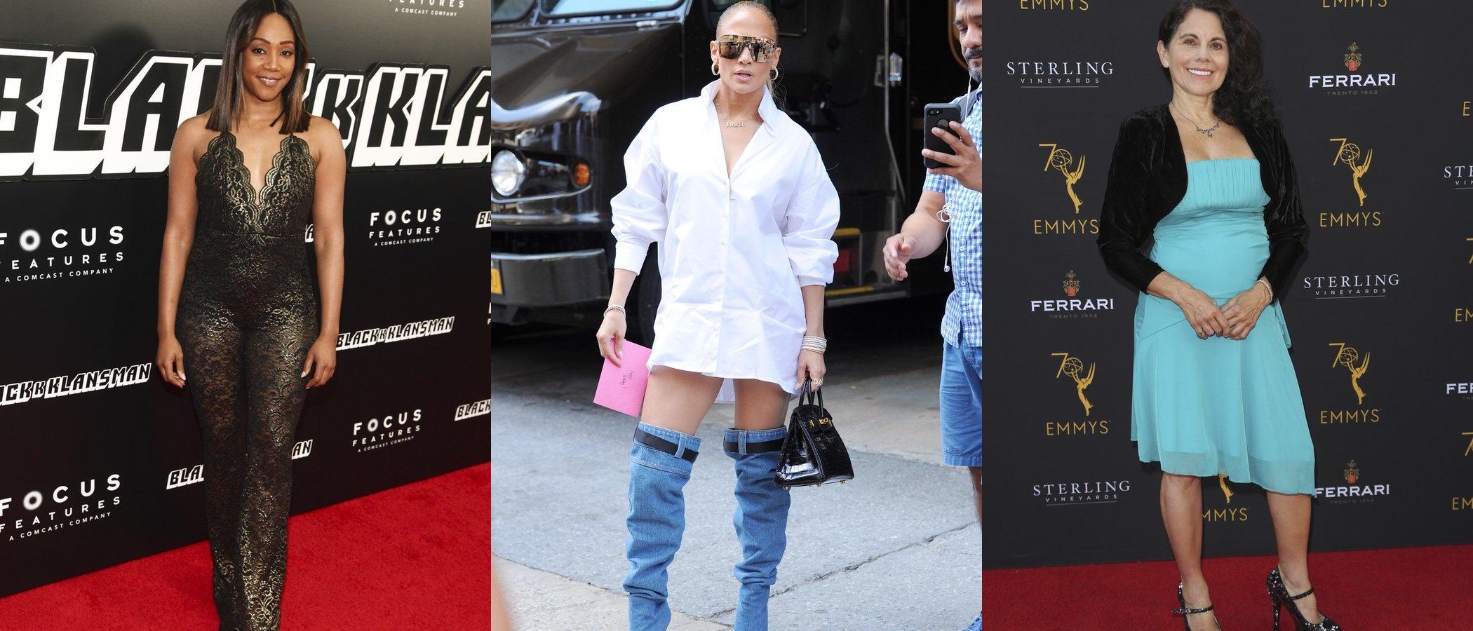 Anna Marcos Maganini, Jennifer Lopez y Tiffany Haddish, entre las peor vestidas de la semana