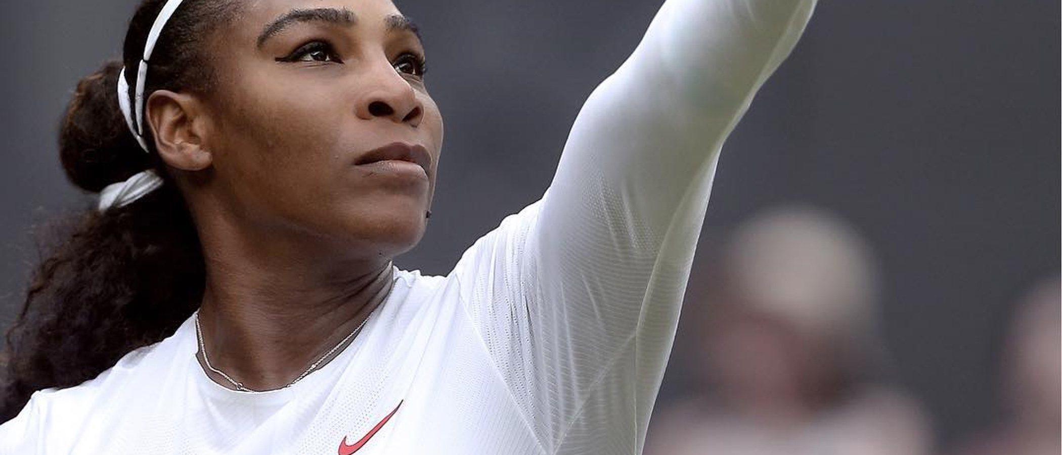 Serena Williams protagoniza la nueva campaña de Nike con Virgil Abloh