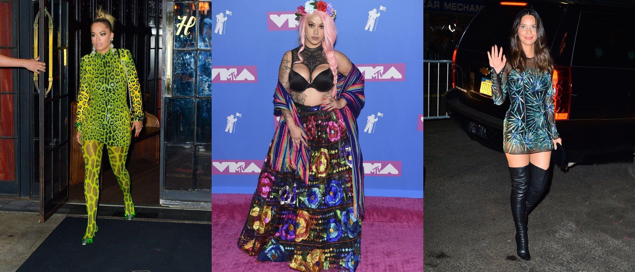 Rita Ora, Lily Barrios y Olivia Munn entre las peor vestidas de la semana