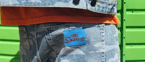 'Los Simpson' llegan a Asos con una colección original y divertida