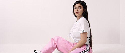 Adidas Originals convierte a Kylie Jenner en la embajadora de su nueva colección 'Falcon'