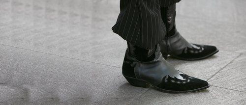 Cómo lucir las botas 'cowboy' con estilo