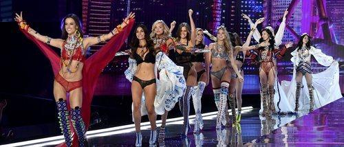 Se desvelan los nombres de los ángeles del Victoria's Secret Fashion Show 2018