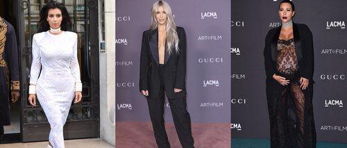 La evolución de estilismos de Kim Kardashian, la reina de Instagram