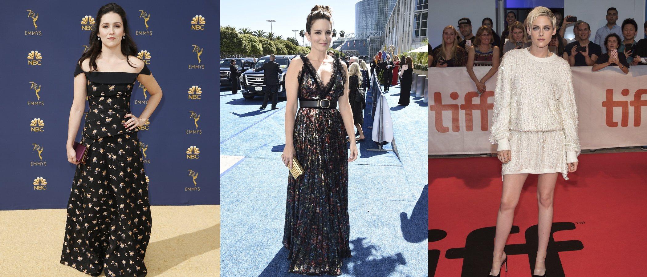Kristen Stewart, Shannon Woodward y Tina Fey entre las peor vestidas de la semana