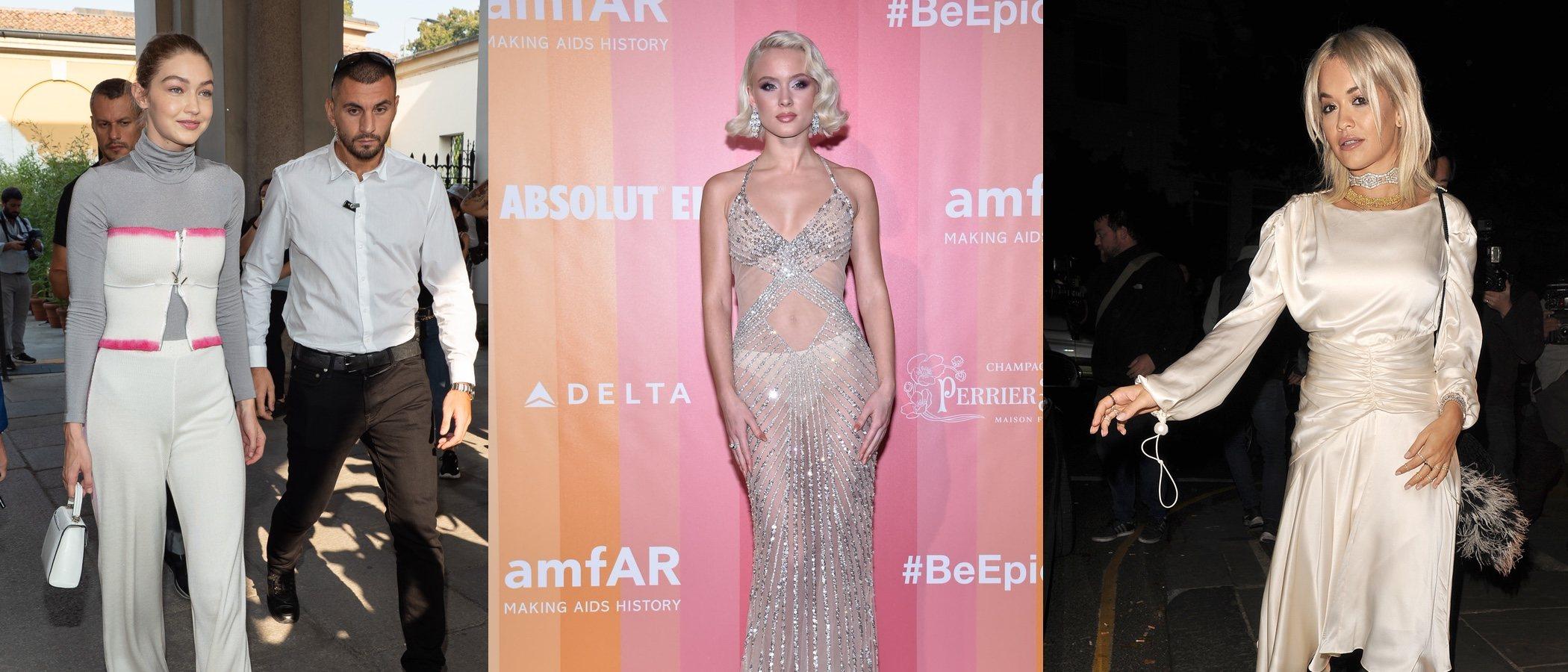 Zara Larsson, Gigi Hadid y Rita Ora entre las peor vestidas de la semana