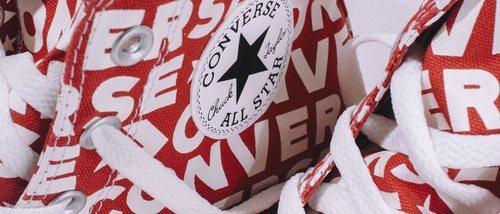 Bershka reinventa el clásico modelo de Converse en su nueva colección cápsula