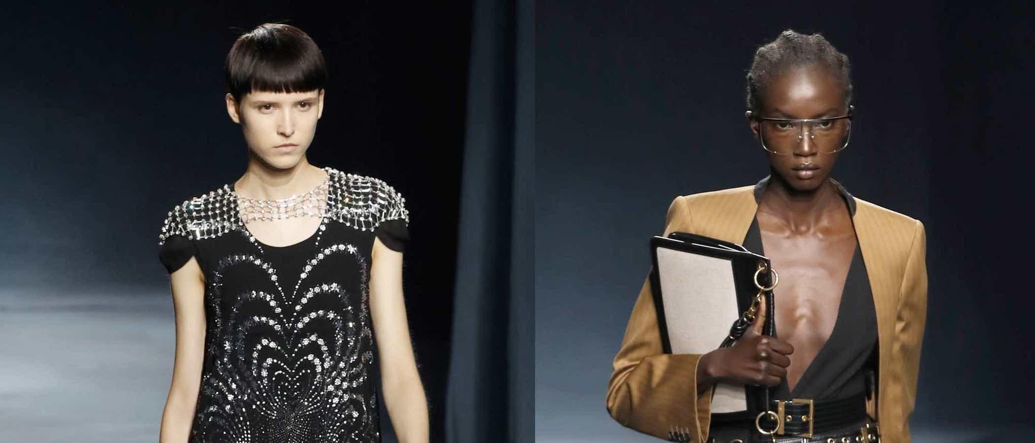 Givenchy presenta su elegante colección primavera/verano 2019 en la semana de la moda de Paris