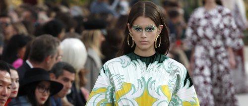 Paris Fashion Week ha sido testigo de la majestuosidad que ha transmitido el desfile de Valentino