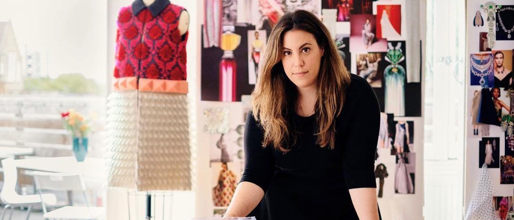 Victoria's Secret y su apuesta totalmente novedosa con la diseñadora Mary Kantratzou