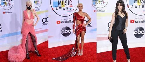 Camila Cabello, Poppy y Sibly Scoles, entre las peor vestidas de los American Music Awards 2018