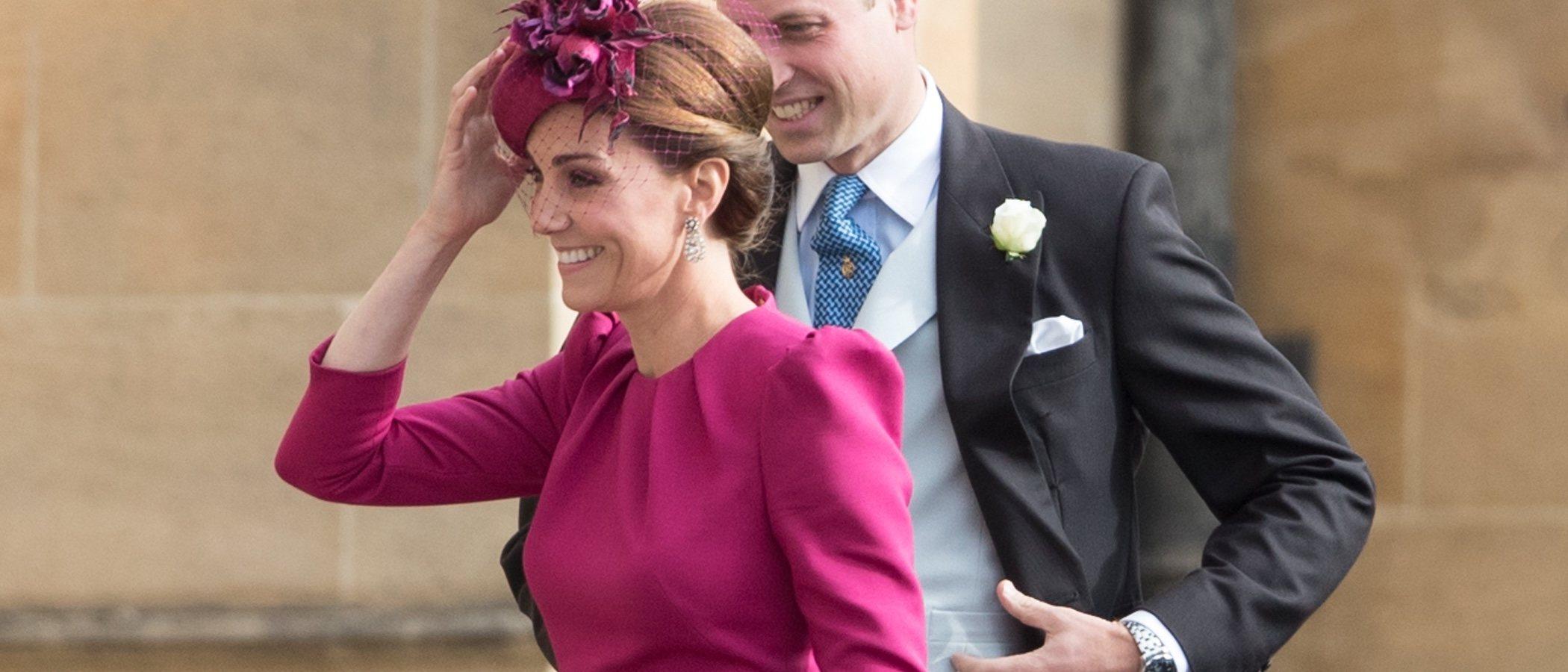 Los looks de las invitadas a la boda de Eugenia de York y Jack Brooksbank