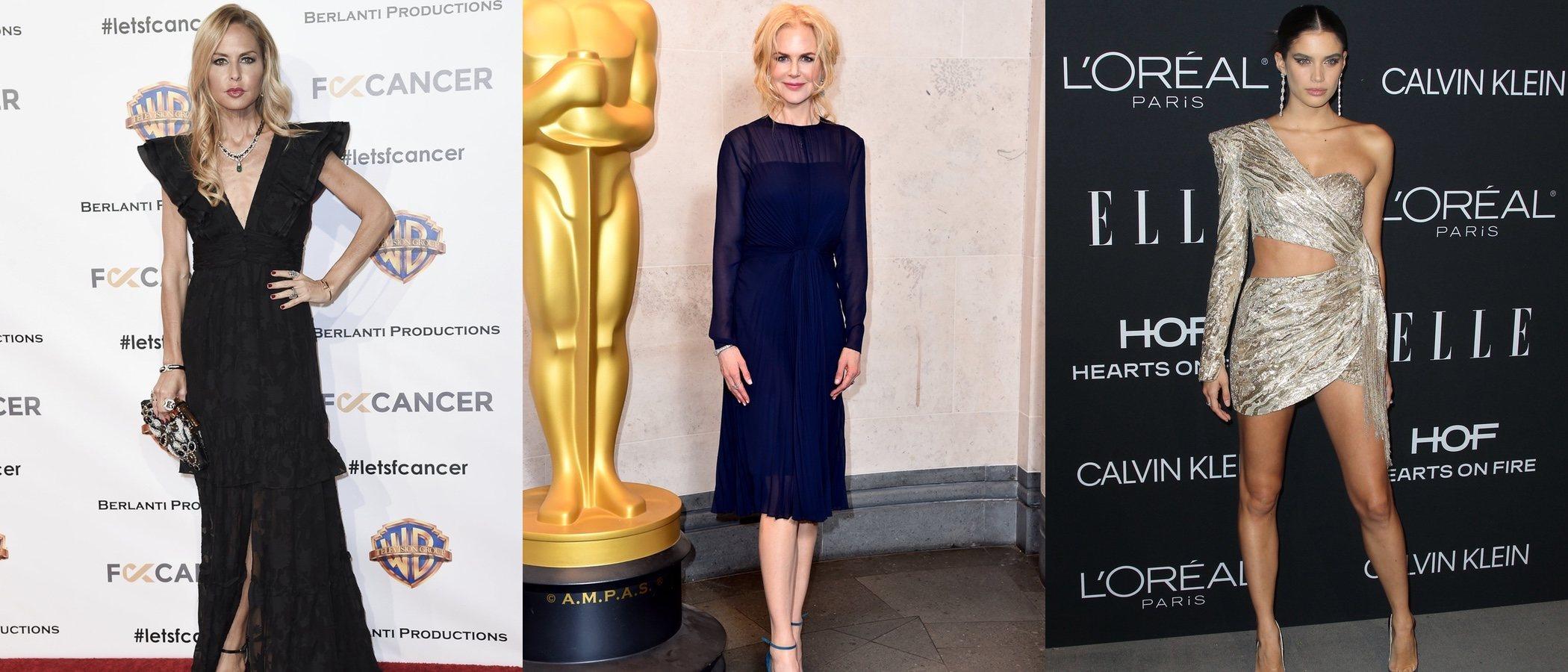 Rachel Zoe, Nicole Kidman y Sara Sampaio entre las mejor vestidas de la semana