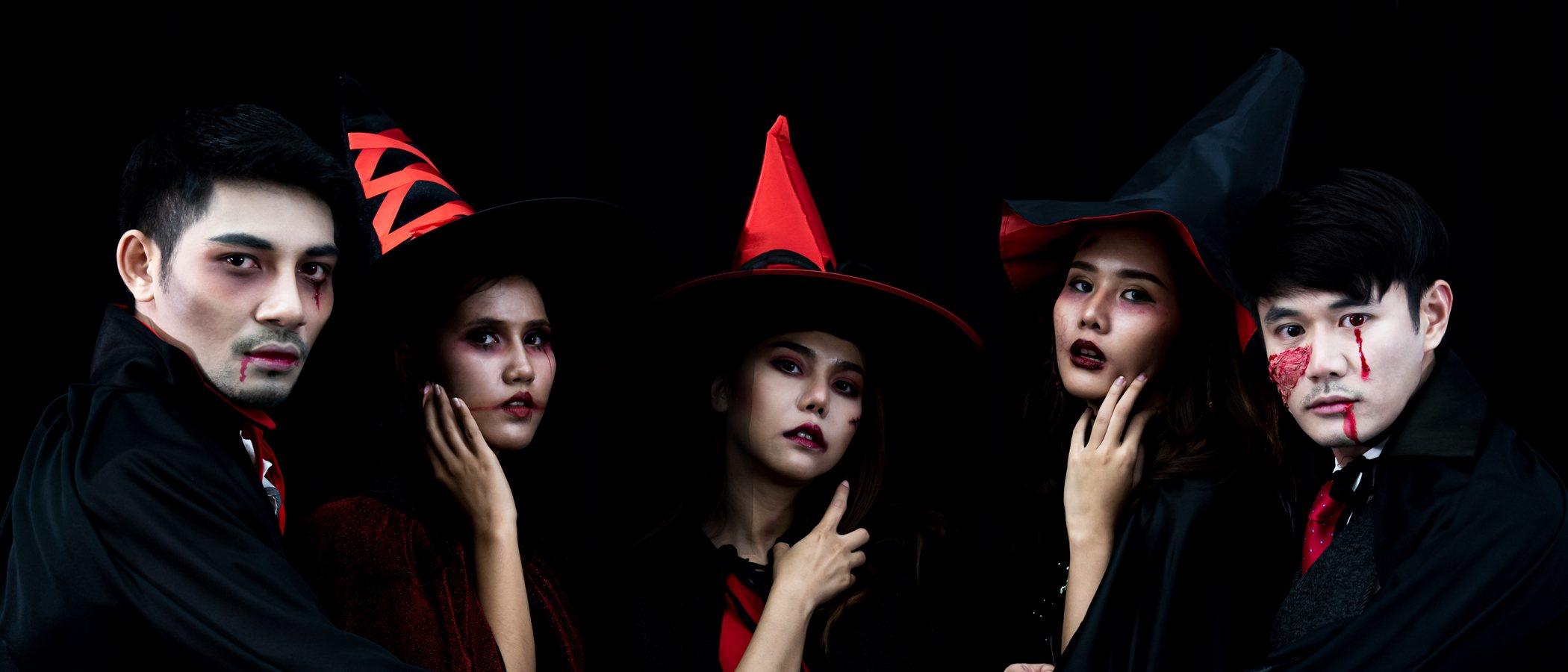 5 disfraces fáciles para triunfar en Halloween