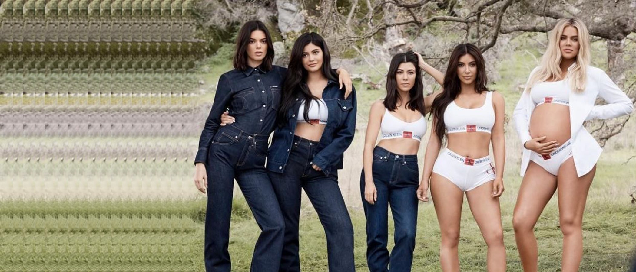 'Monogram': así es la nueva colección de Calvin Klein Underwear