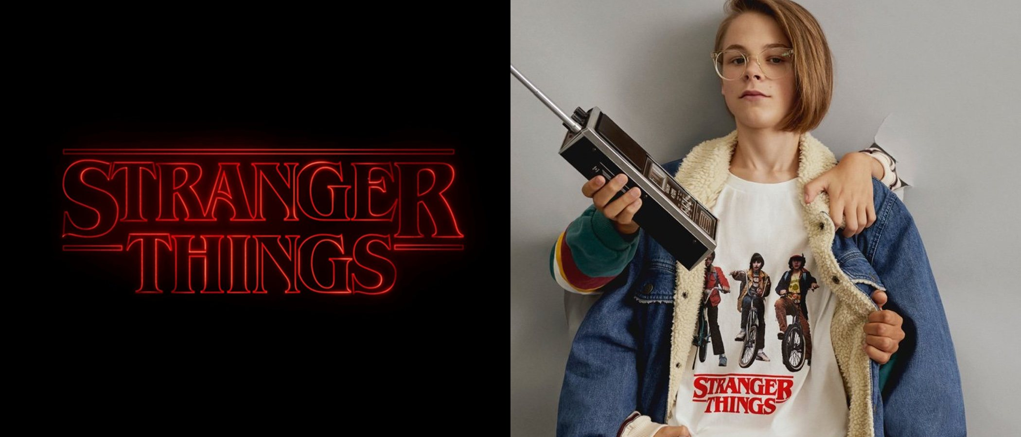 Pull & Bear lanza una colección cápsula basada en 'Stranger Things'