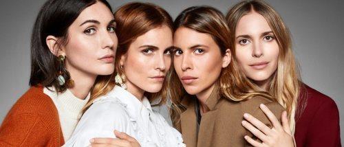 Mango y sus chicas con más estilo se unen a la celebración del aniversario de Zalando