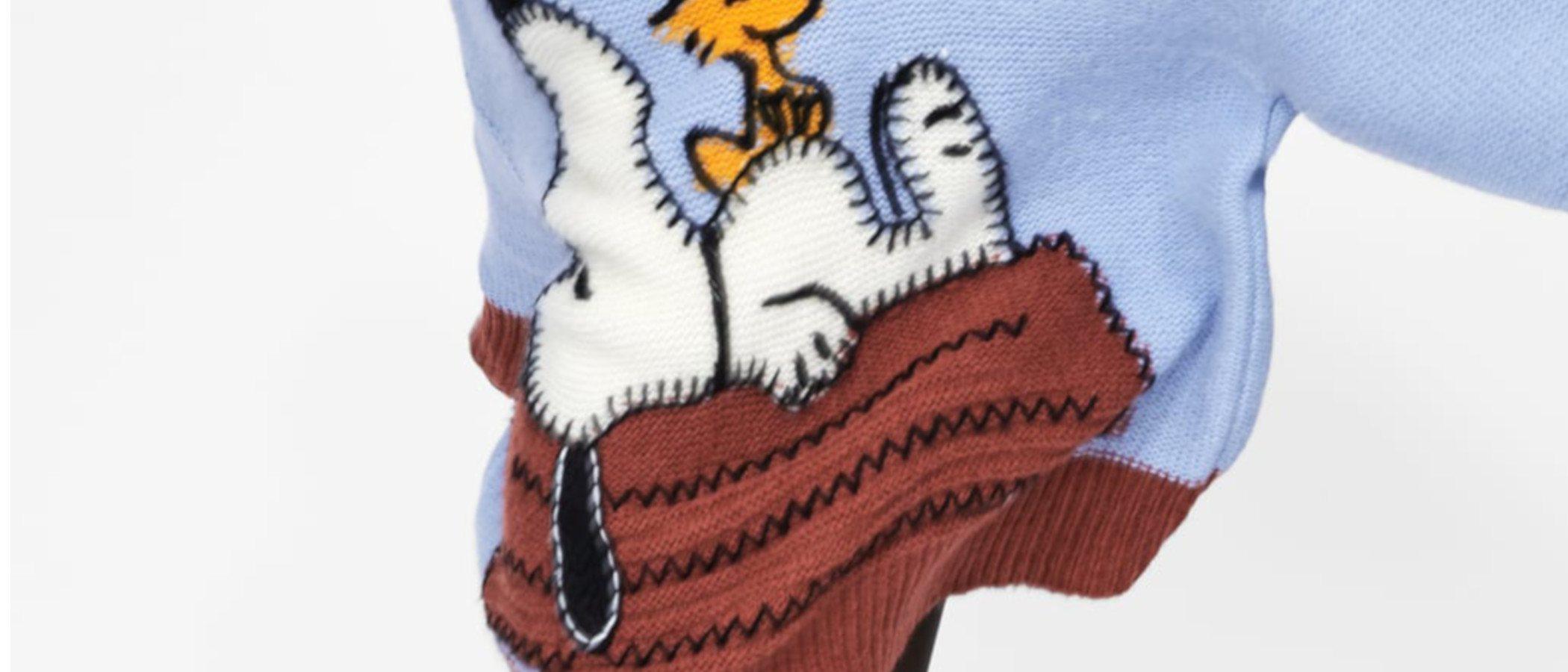 Snoopy protagoniza la colección más nostálgica de Zara