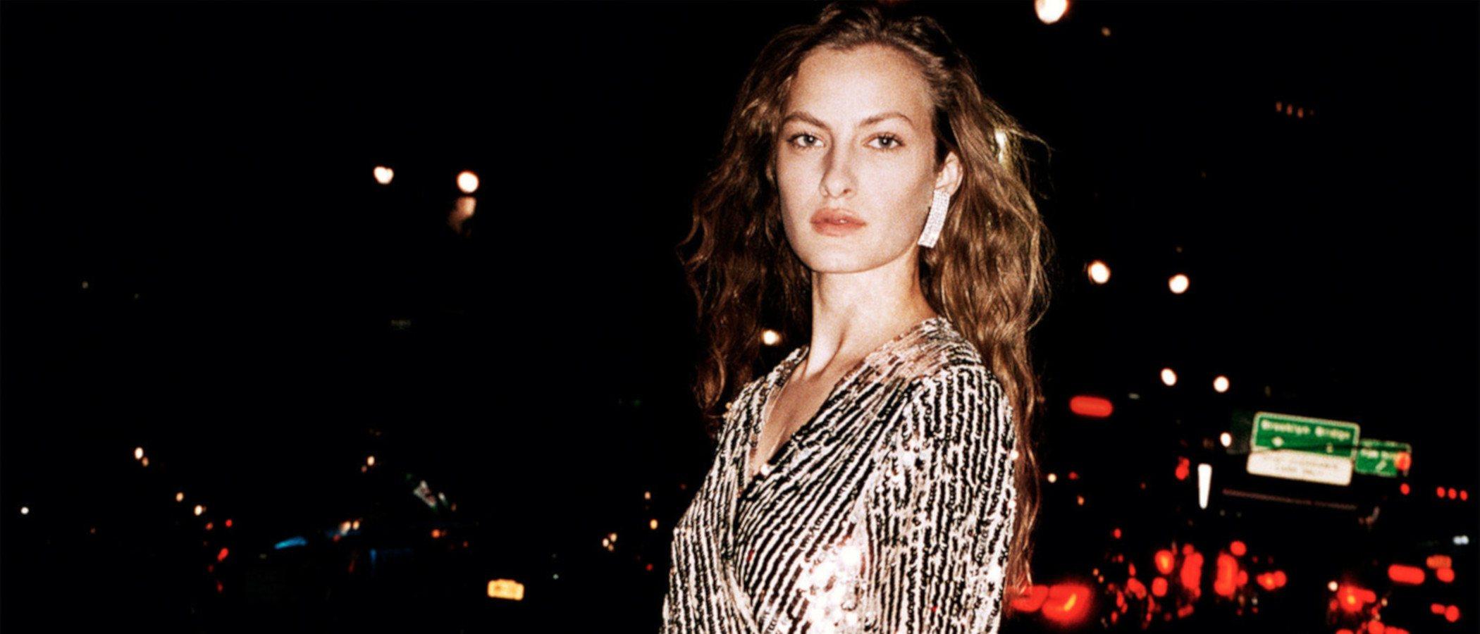 El vestido perfecto para la Navidad lo encontrarás en la nueva colección de Zara
