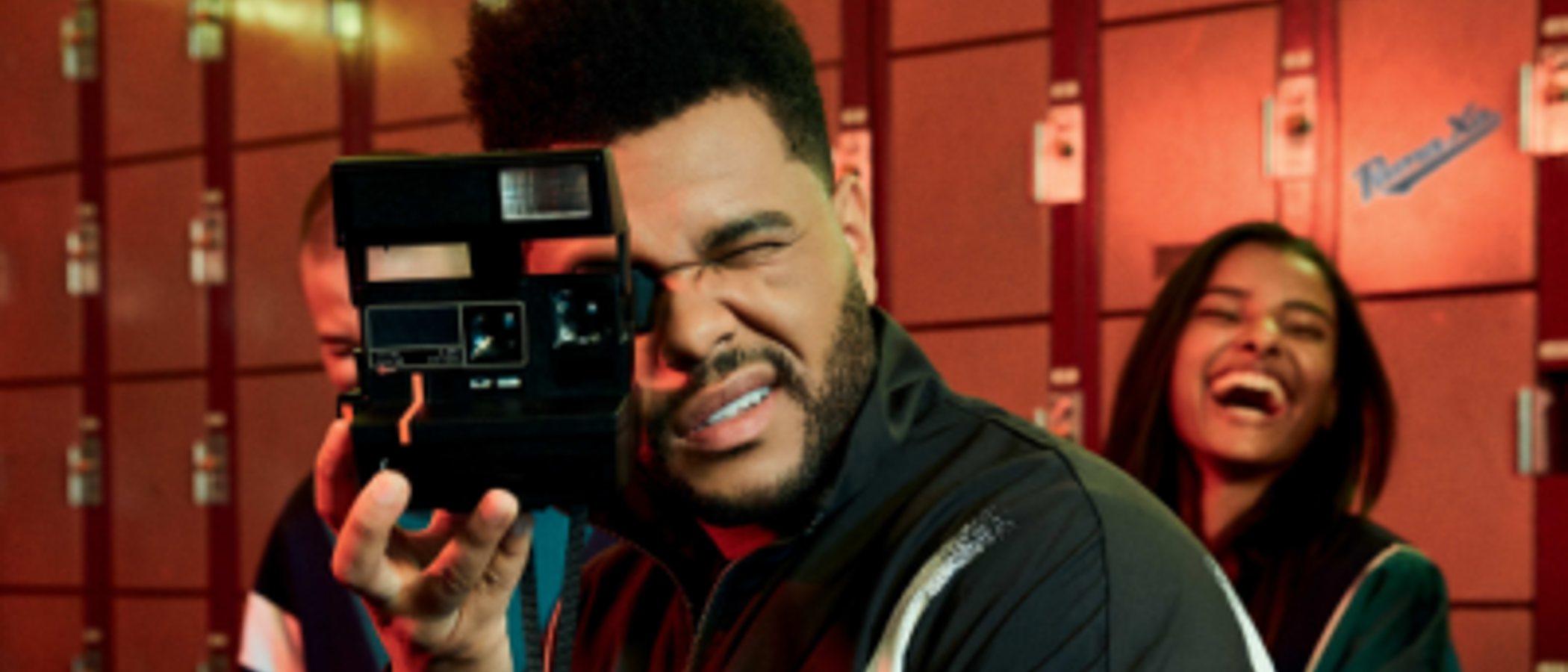 Puma reinventa un clásico de zapatillas junto a The Weeknd