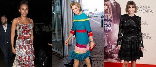 La Reina Máxima de Holanda, Mel B y Ruth LLopis entre las peor vestidas de la semana