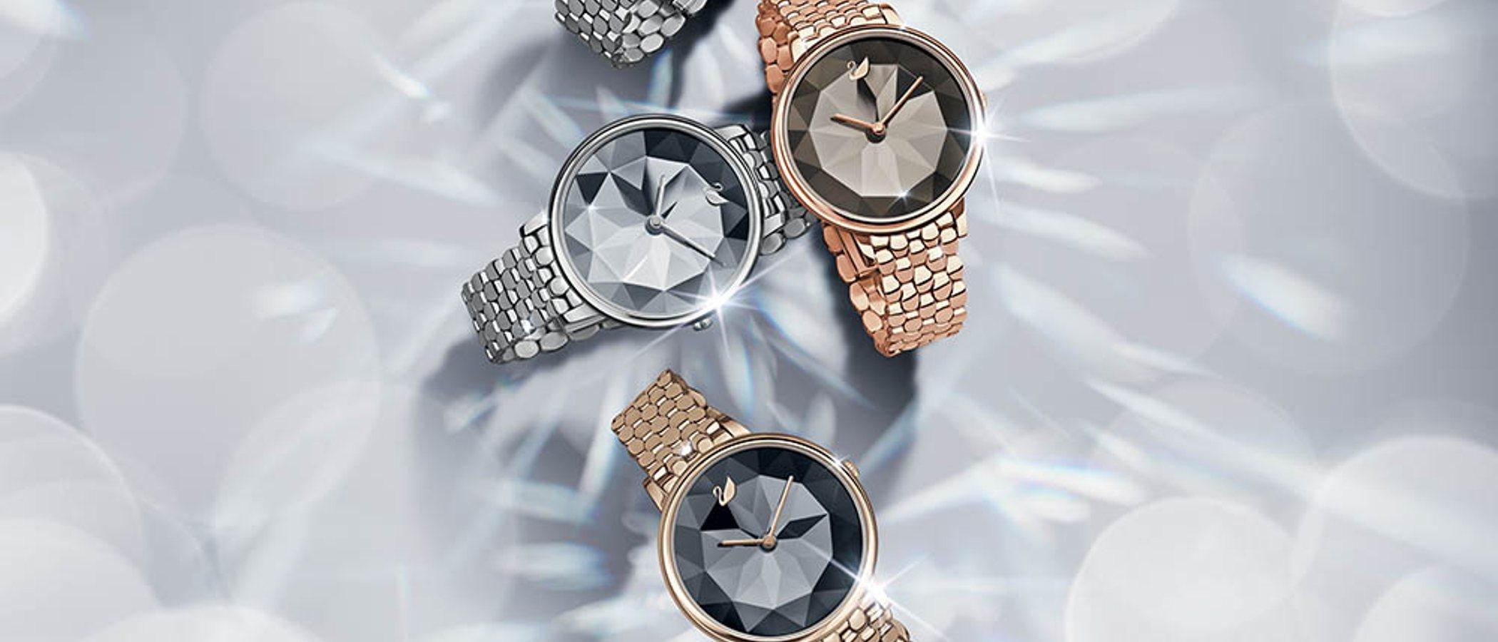 Swarovski presenta su colección de relojes invierno 2018/2019