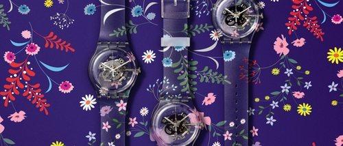 Miranda Makaroff ha vuelto a hacer de las suyas con el reloj personalizable de Swatch x You