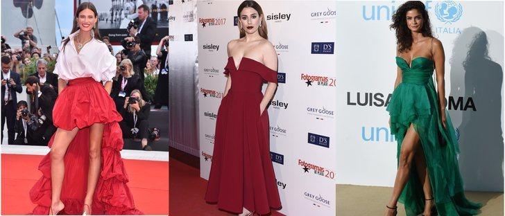 Blanca Suárez, Rita Ora y Shermine Sharivar, mejor vestidas del año 2018