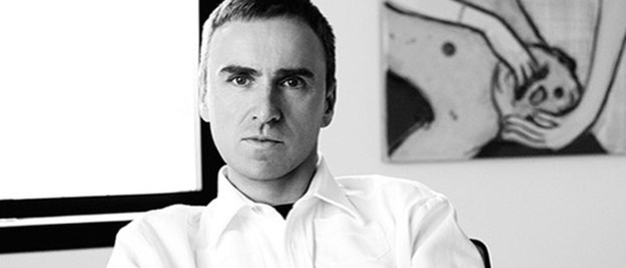 Raf Simons, director creativo de Calvin Klein, deja la firma