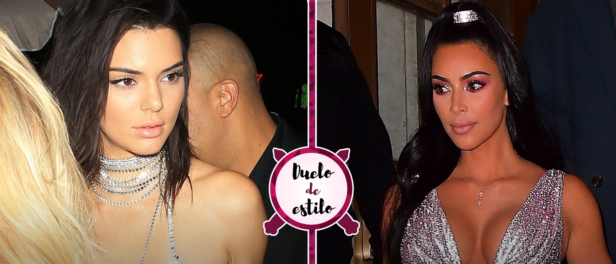 Kendall Jenner y Kim Kardashian: a duelo por copiar a Paris Hilton