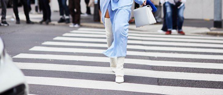 Botas blancas: guía de estilo