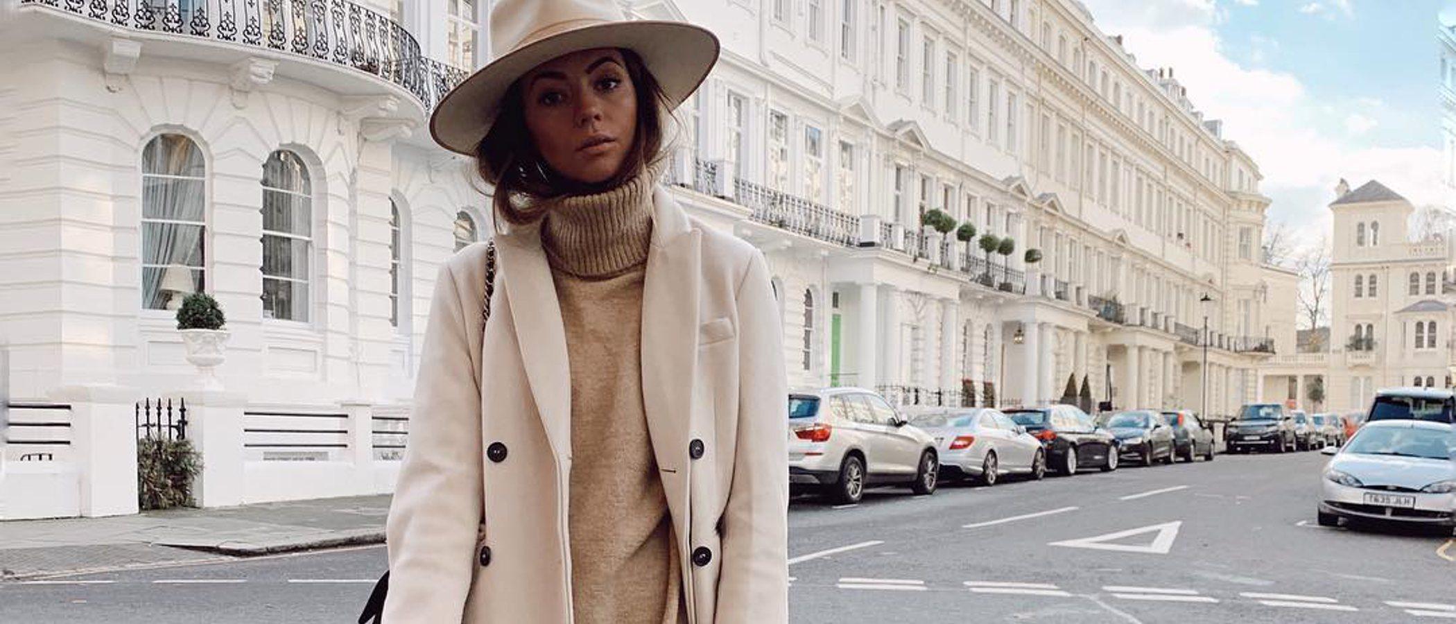 Tendencia del mes: abrigo largo