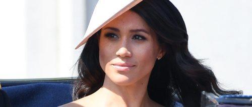 Meghan Markle encabeza la lista de royals que más se han gastado en ropa en 2018