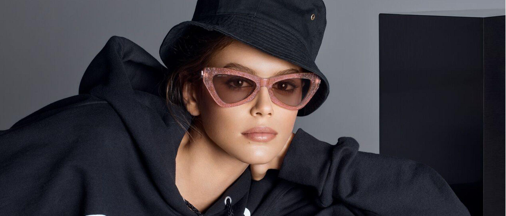 Kaia Gerber protagoniza la campaña primavera/verano 2019 de Jimmy Choo