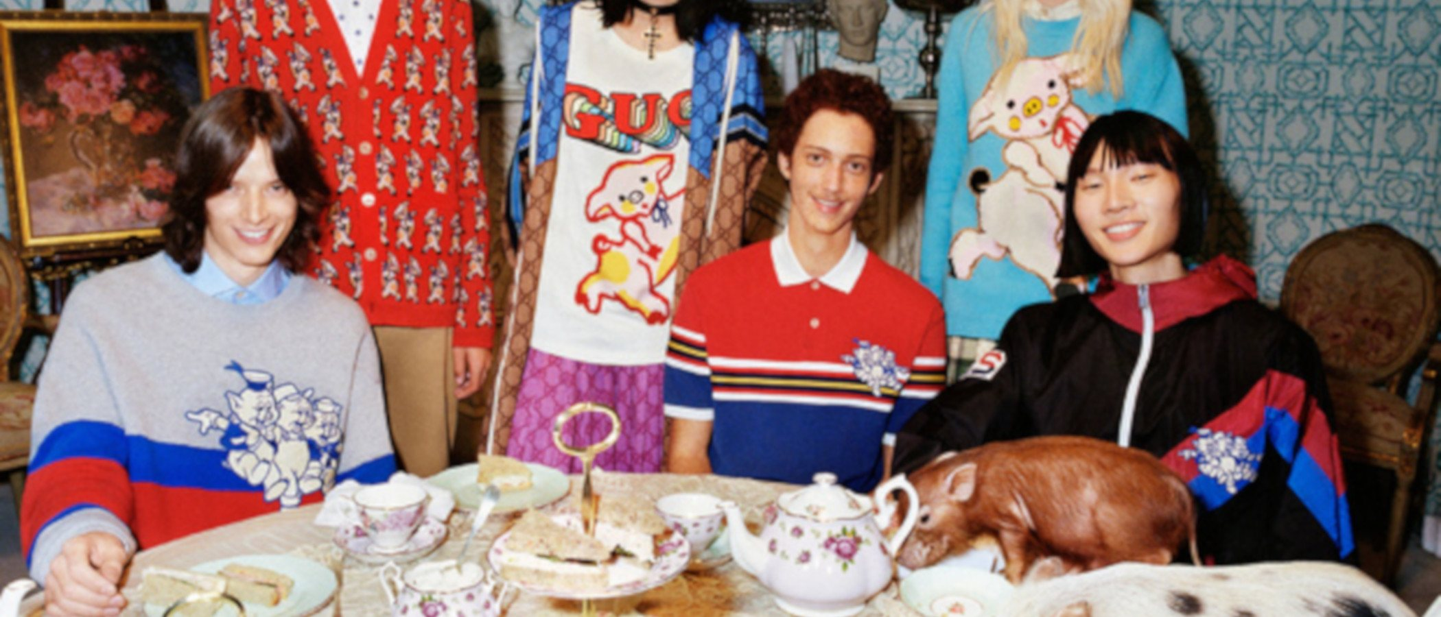 La polémica rodea la colección cápsula de Gucci por el Año Nuevo Chino por usar animales