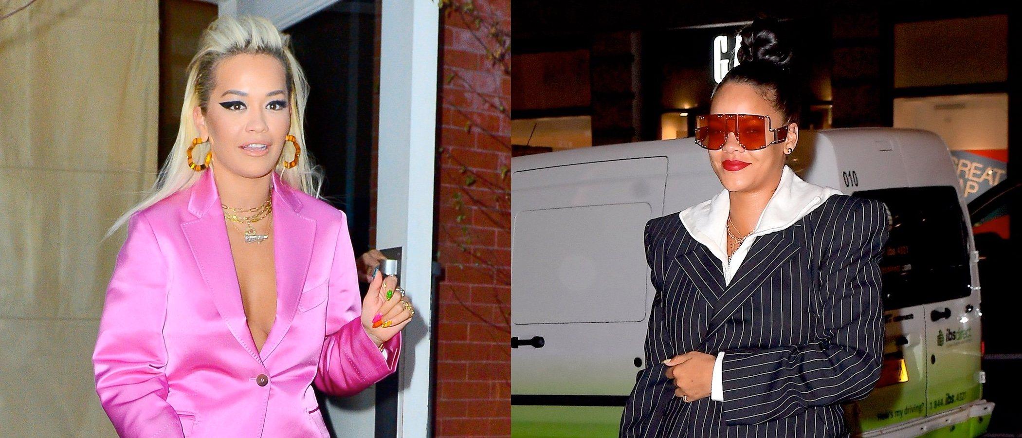 Rita Ora, Sarah Paulson y Rihanna, entre las peor vestidas de la semana