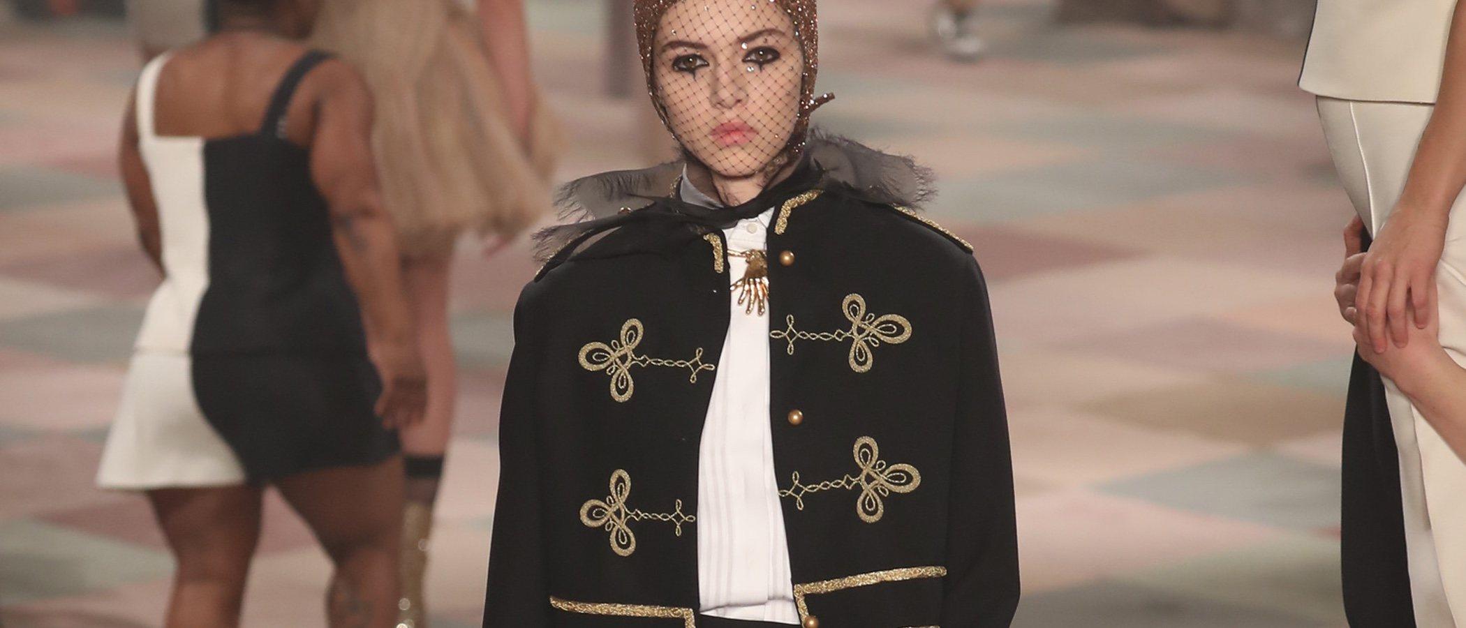 Circo y originalidad en la colección de Alta Costura de Christian Dior para primavera/verano 2019