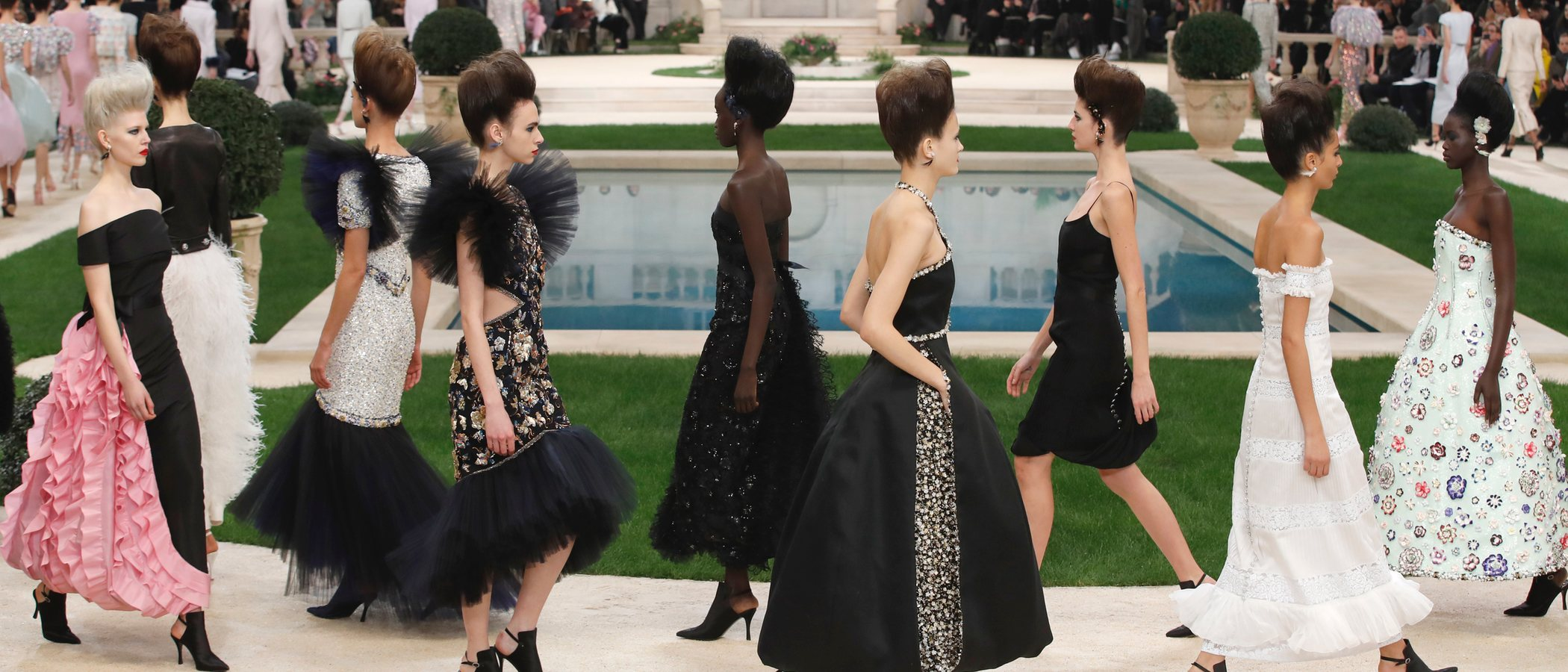 Chanel Alta Costura 2019: un desfile marcado por una gran audiencia
