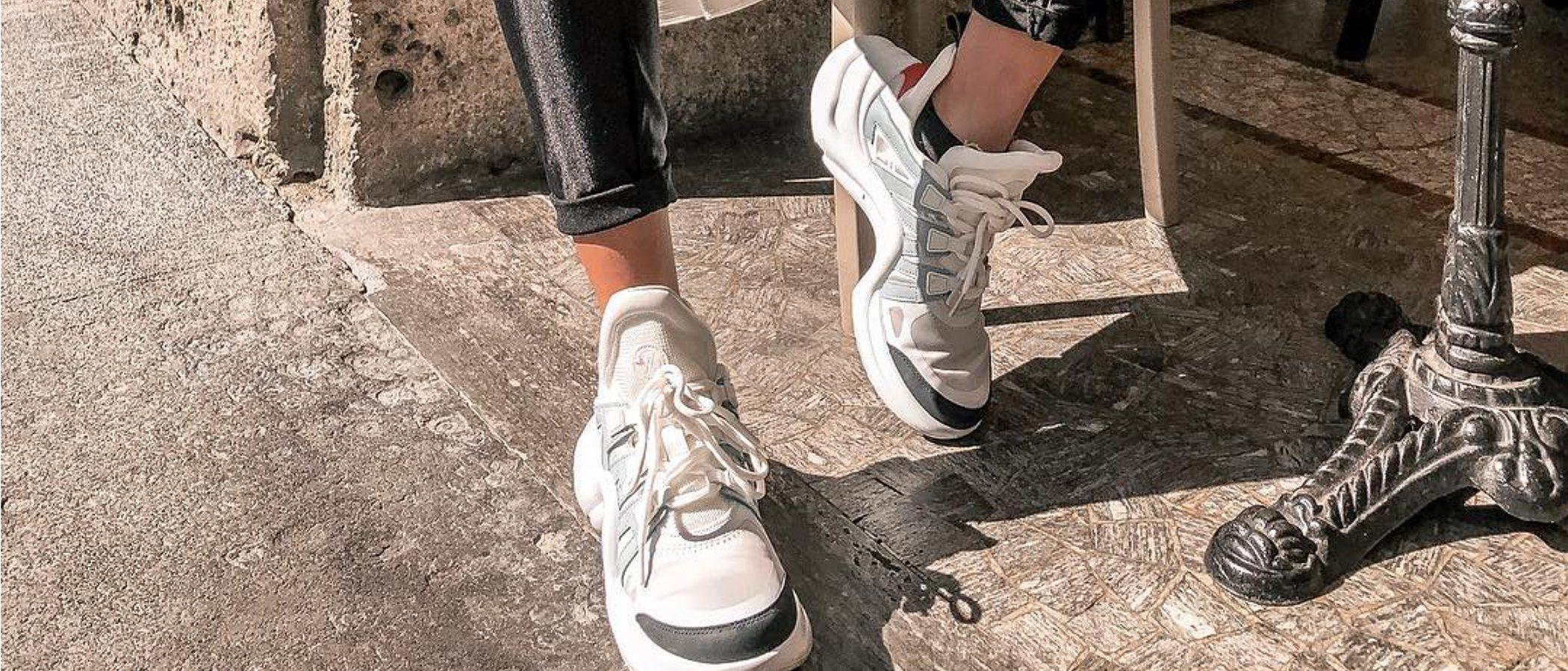 Tendencia del mes: Zapatillas deportivas